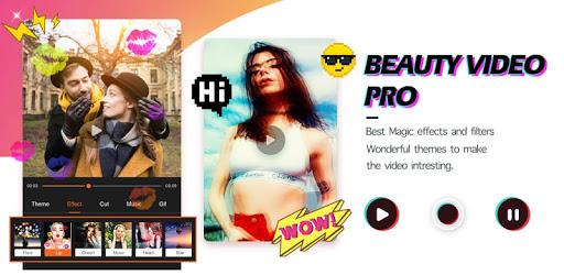 Beauty Video - Music Video Editor & Slide Show pc screenshot