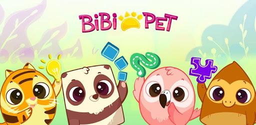 Learning Games for Toddler - Bibi.Pet Jungle pc screenshot