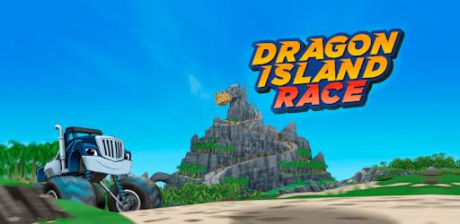 Dragon Island Race blaze Mission pc screenshot