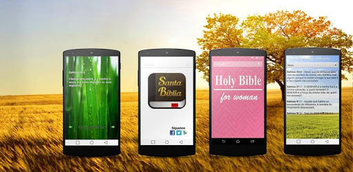 Holy Bible in English for Android pc screenshot
