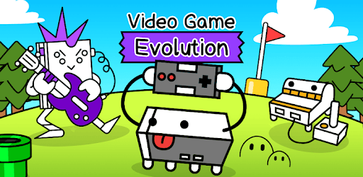 Video Game Evolution - Create Awesome Games pc screenshot