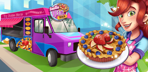 Seattle Pie Truck - Fast Food Cooking Game pc screenshot