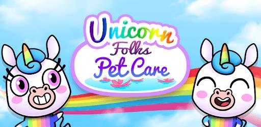 My Unicorn Virtual Pet - Cute Animal Care Game pc screenshot