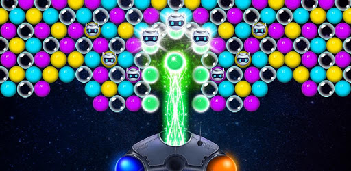 Robot Rush Bubble pc screenshot