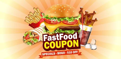King Fast Food Coupons – Burger King, Pizza pc screenshot