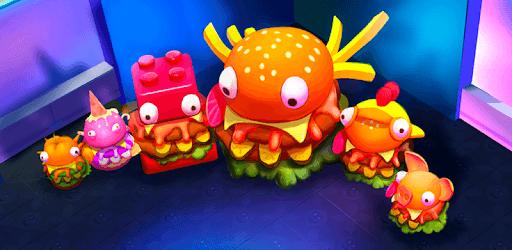Burger.io: Devour Burgers in Fun IO Game pc screenshot