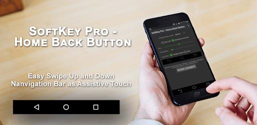 SoftKey Pro - Home Back Button  - (No Ads) pc screenshot