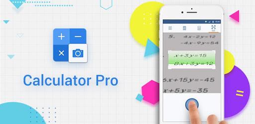 Calculator Pro – Get Math Answers by Camera pc screenshot