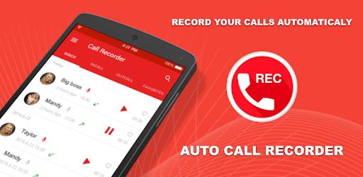 Call Recorder - Automatic Call Recorder pc screenshot