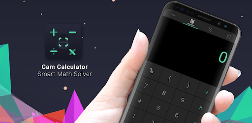 Cam Calculator - Smart Math Solver pc screenshot
