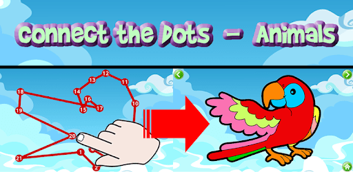 Connect the dots - Animals pc screenshot