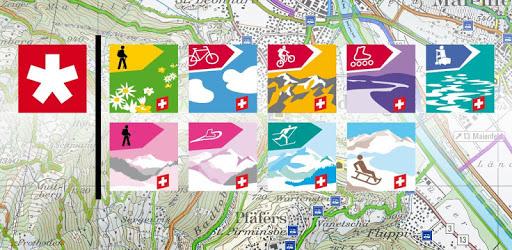 SwitzerlandMobility pc screenshot