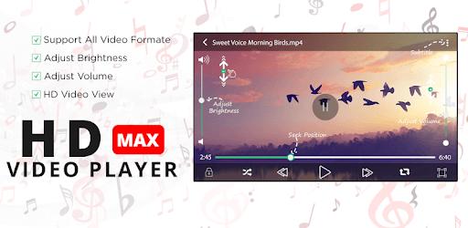 MAX Player - HD Video Player 2018 pc screenshot