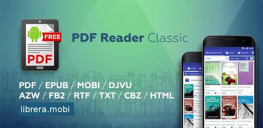 PDF Reader Classic pc screenshot