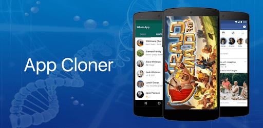 App Cloner ❤️ Multiple accounts & Two face pc screenshot