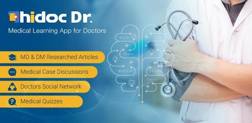 Hidoc Dr. - Medical Learning App for Doctors pc screenshot