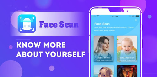 Face Scan - Face Analysis, Predict Baby & Fortune pc screenshot