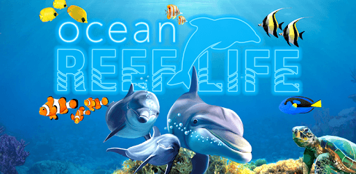 Ocean Reef Life - 3D Virtual Aquarium pc screenshot