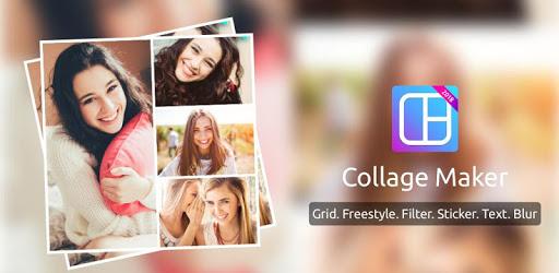 Photo Collage Maker - Photo Editor, Collage Editor pc screenshot