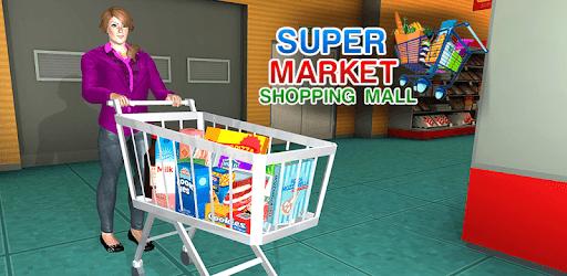 Super Market Atm Machine Simulator: Shopping Mall pc screenshot