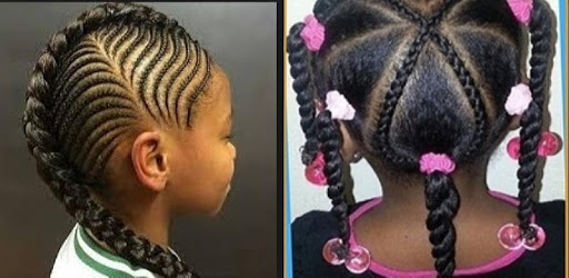 Africa child hair braided pc screenshot