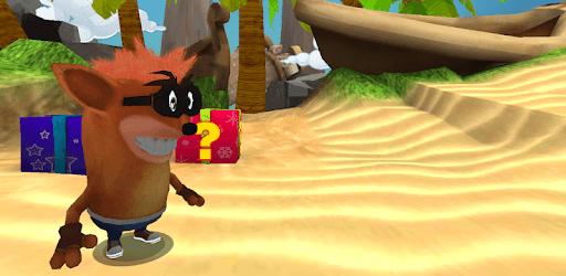 Crash Island pc screenshot