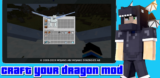 Craft your dragon mod pc screenshot