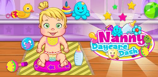 Nanny Daycare Dash: Crazy Babysitter Games pc screenshot