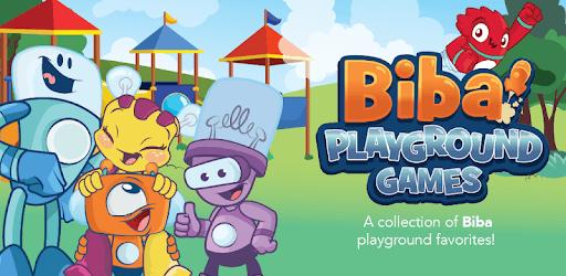 Biba Playground Games pc screenshot