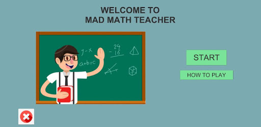 Mad Math Teacher - Solve Math & School Adventure pc screenshot