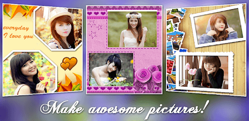 Picture Grid Collage Frame pc screenshot