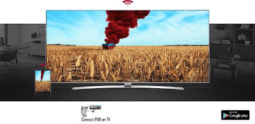 Connect PUB on TV pc screenshot
