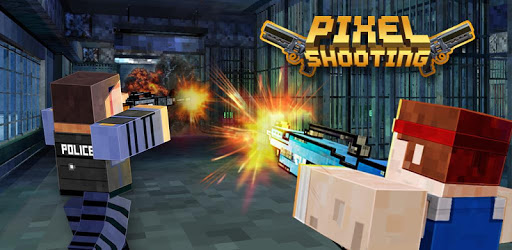 Pixel Shooting 3D pc screenshot