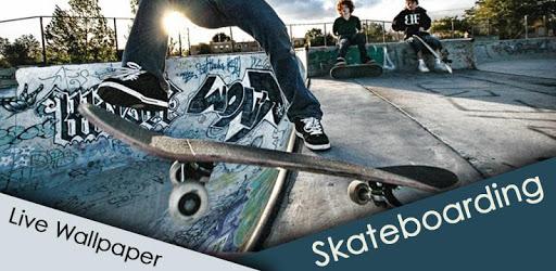 Skateboarding Live Wallpaper APK Download For Free