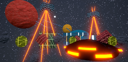 Edvog Space Coins Collector (3D Platformer) pc screenshot