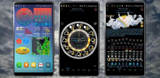 eWeather HDF - weather, alerts, radar, hurricanes pc screenshot