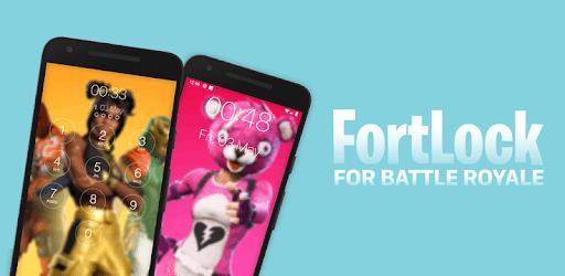 FortLock - Battle Royale Lock Screen & Wallpapers pc screenshot