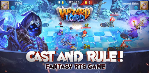 WizardLord: Cast & Rule pc screenshot
