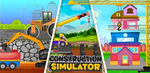 Little Builder - Construction Simulator For Kids pc screenshot