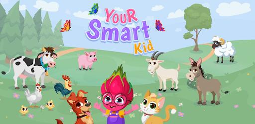 YourSmartKid - Educational cartoons & kids games pc screenshot