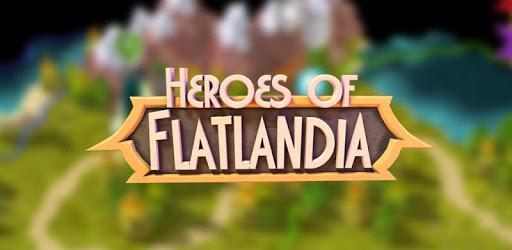 Heroes of Flatlandia - Demo pc screenshot