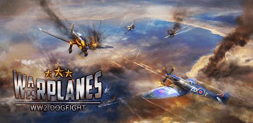 Warplanes: WW2 Dogfight pc screenshot