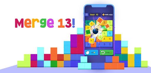 Merge 13! Number Block Puzzle pc screenshot