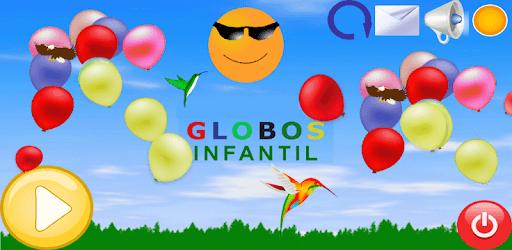 Juego Globos Infantil Niños pc screenshot