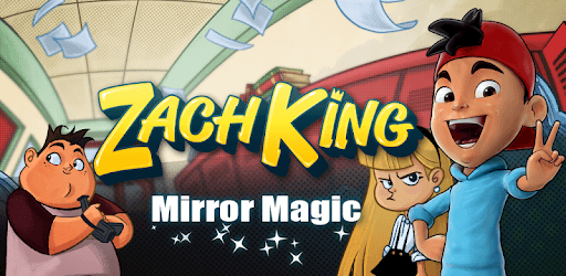 Zach King: Mirror Magic pc screenshot