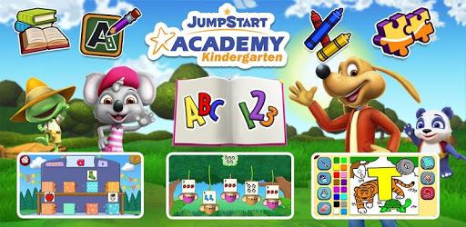 Jumpstart Academy Kindergarten For Pc Free Download