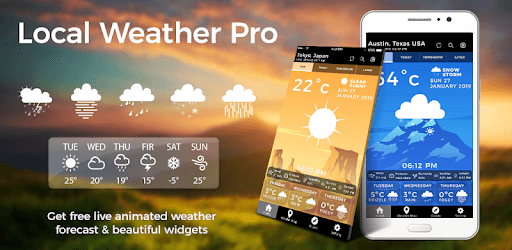 local weather channel weather forecast weather map for pc
