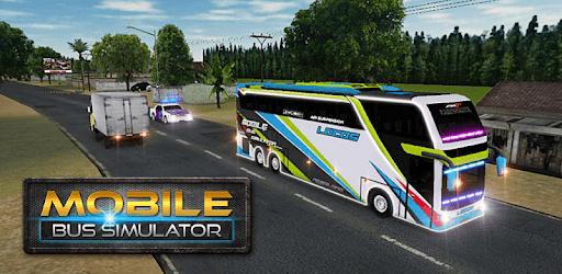 Mobile Bus Simulator pc screenshot