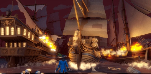 Sea Of Bandits pc screenshot
