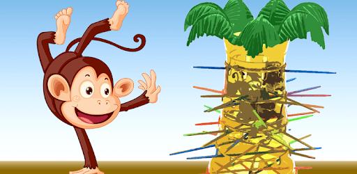 Dropping Tumblin Monkeys Falling - 3D Sticks Up pc screenshot